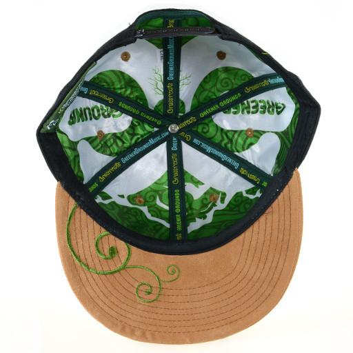 Greener Grounds Snapback - Grassroots California - 5