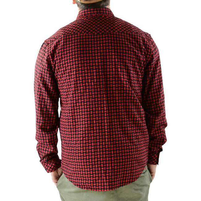 Voorhees Red Flannel - Grassroots California - 2