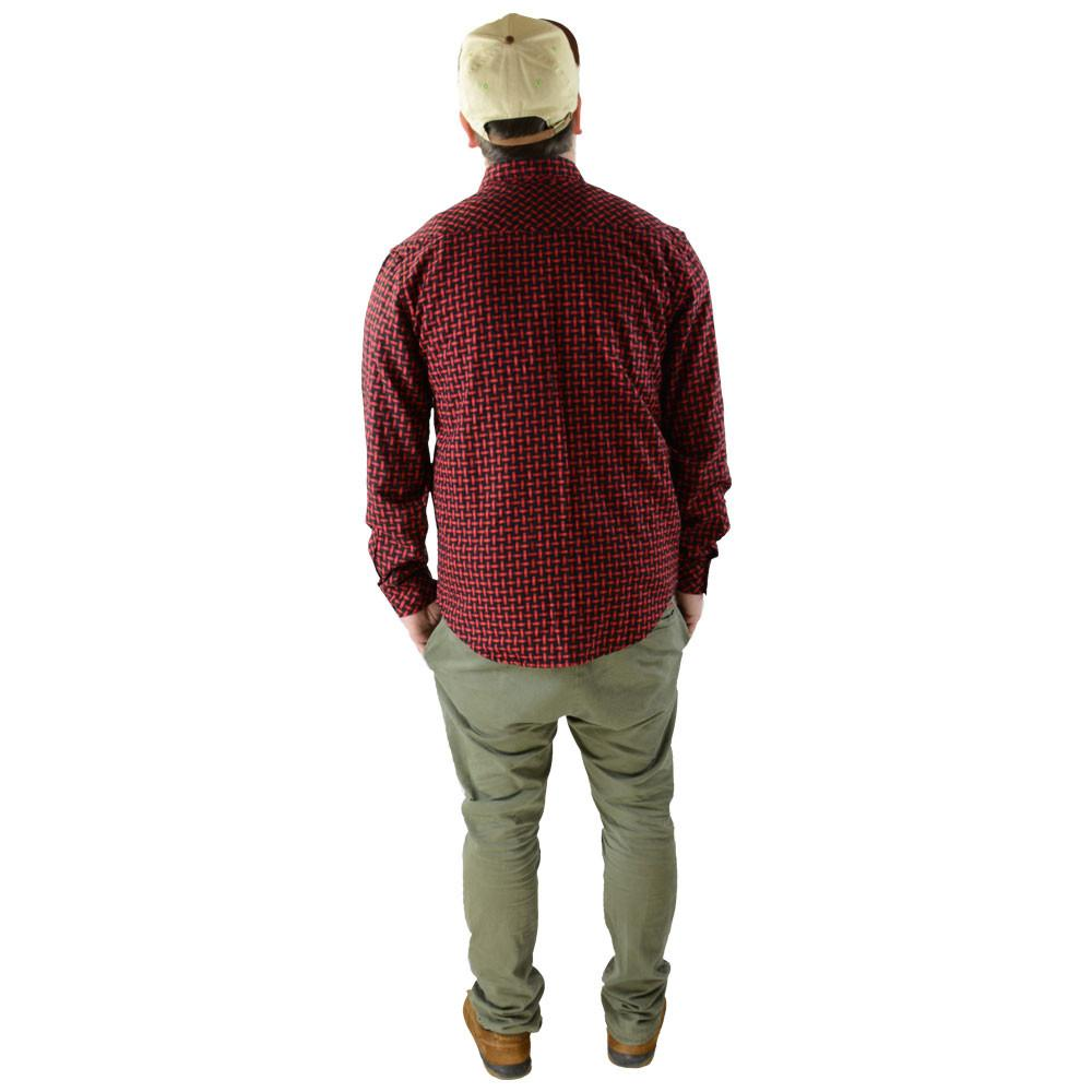 Voorhees Red Flannel - Grassroots California - 4
