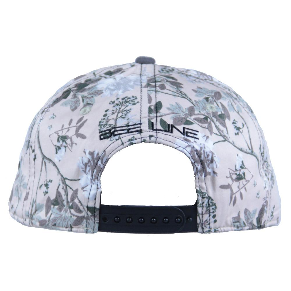 Bee line Floral Snapback - Grassroots California - 5