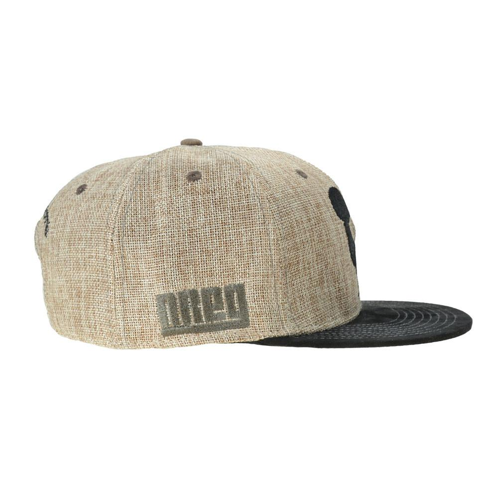 Nappy Roots Tan Snapback - Grassroots California - 2