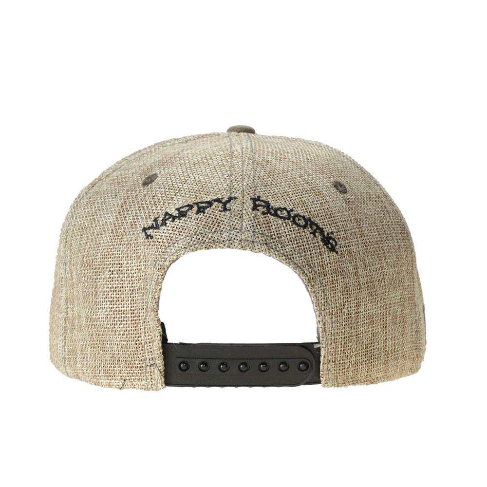 Nappy Roots Tan Snapback - Grassroots California - 4