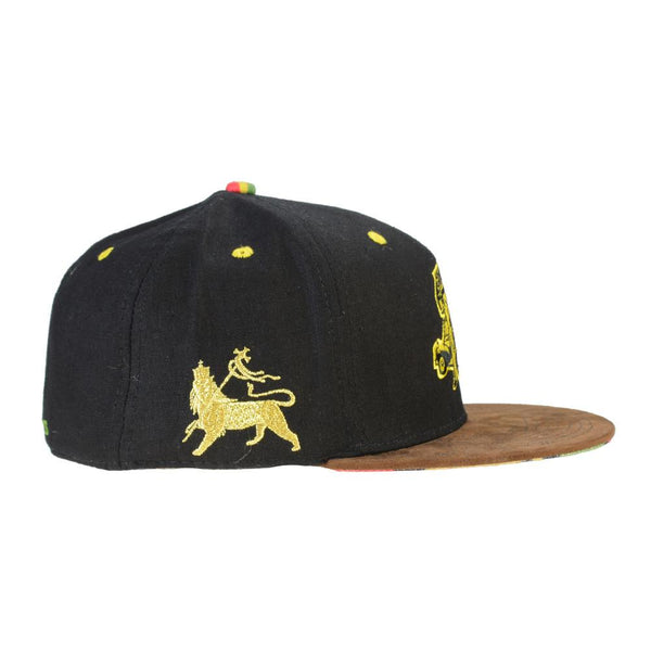 RastaRoots Fitted - Grassroots California - 2