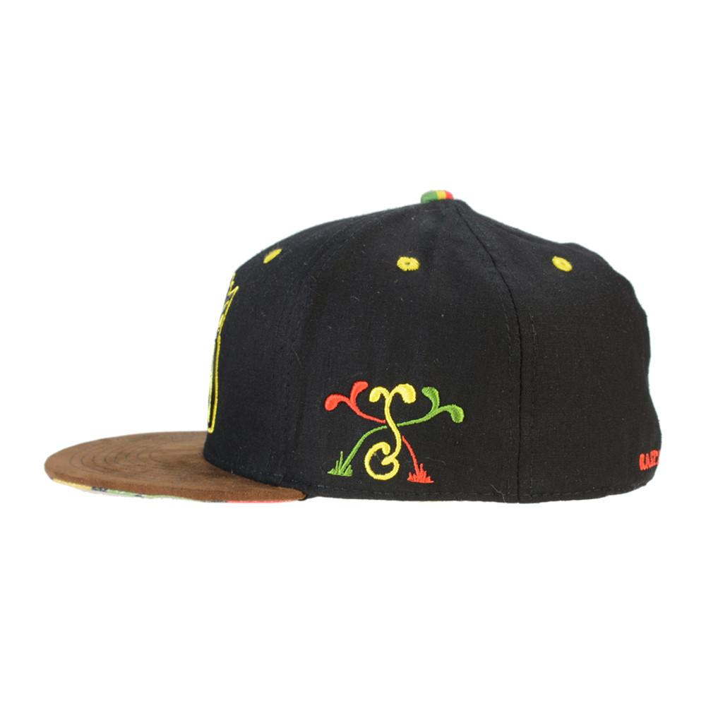 RastaRoots Fitted - Grassroots California - 3