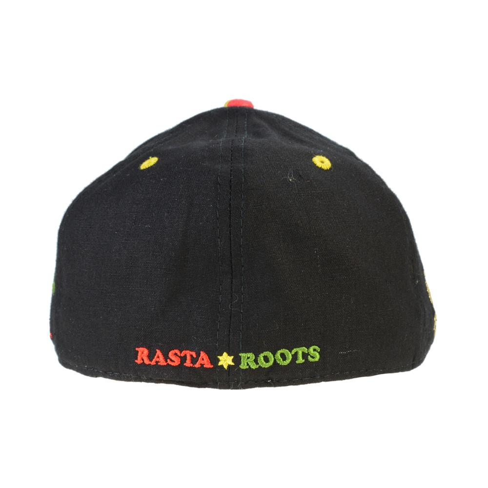 RastaRoots Fitted - Grassroots California - 4