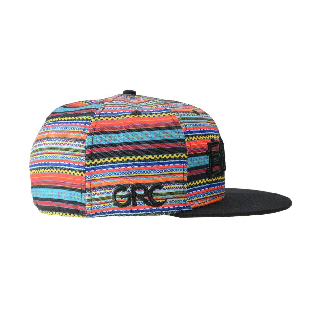 Espana Aztec Stripes Fitted - Grassroots California - 2