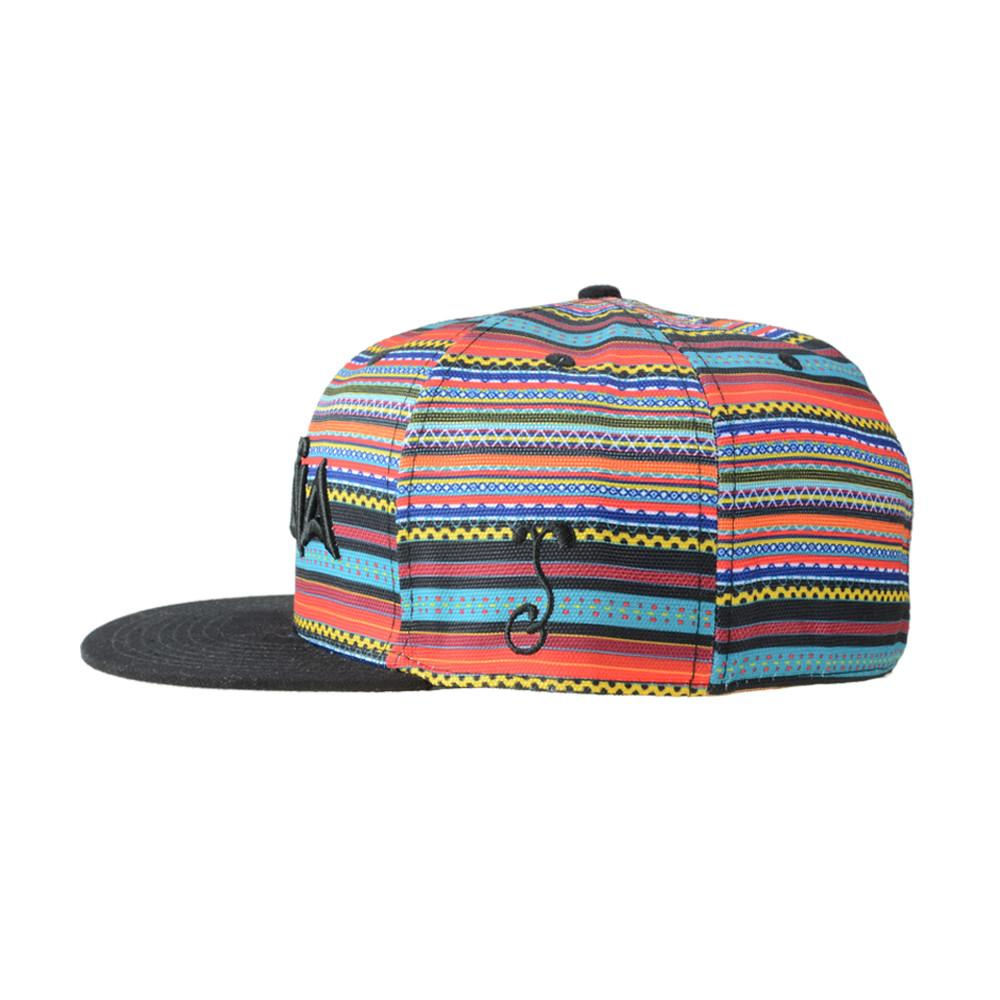 Espana Aztec Stripes Fitted - Grassroots California - 3