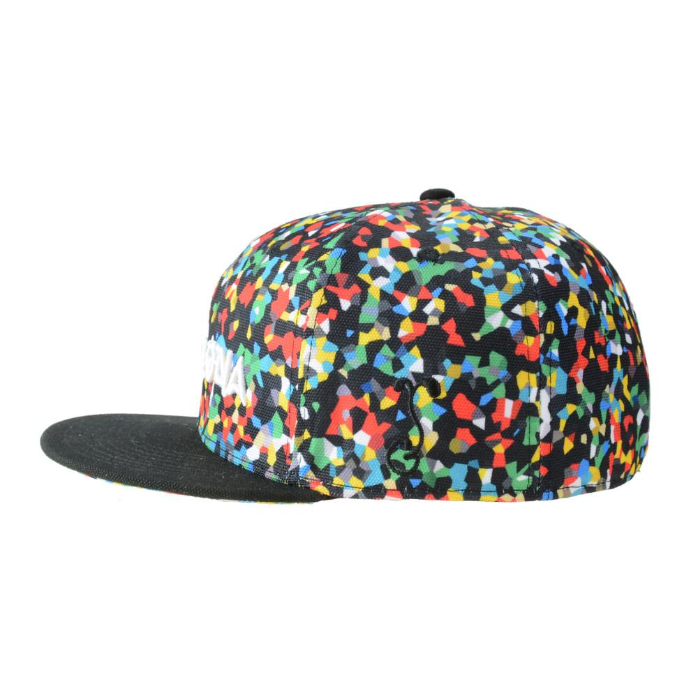 Barcelona Speckle Fitted - Grassroots California - 3