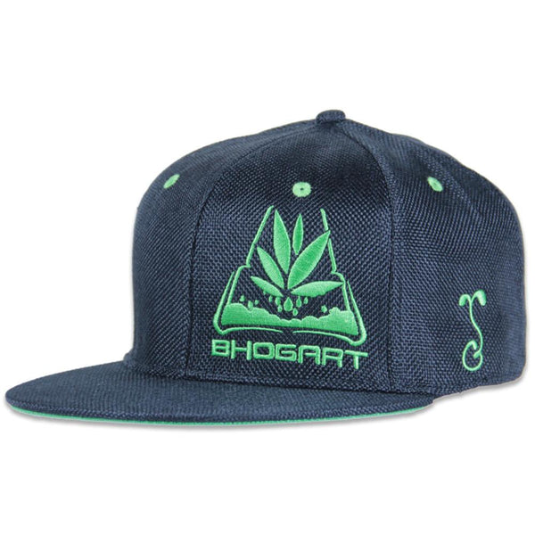 BHOgart Turtle Power Black Snapback - Grassroots California - 1