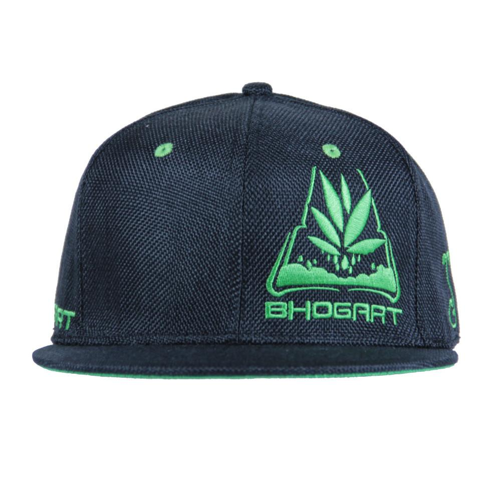 BHOgart Turtle Power Black Snapback - Grassroots California - 3