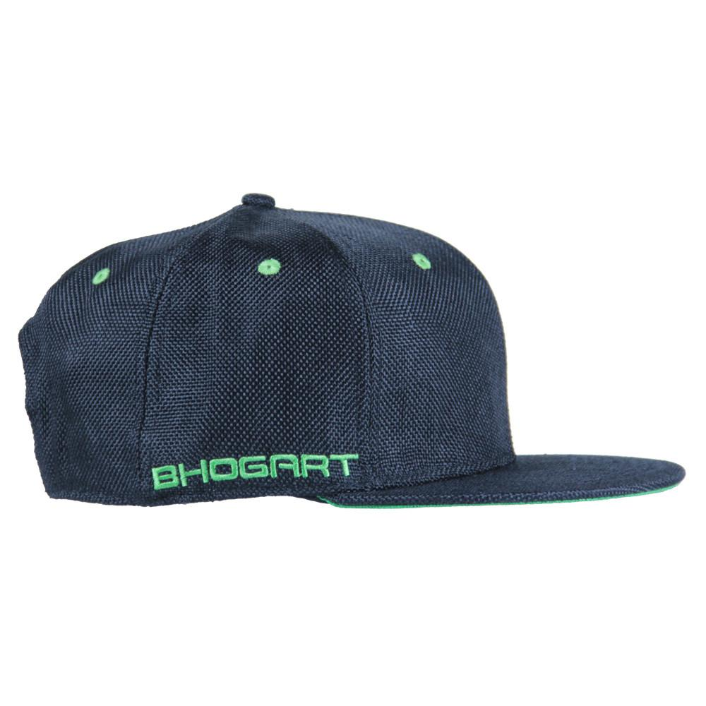 BHOgart Turtle Power Black Snapback - Grassroots California - 4