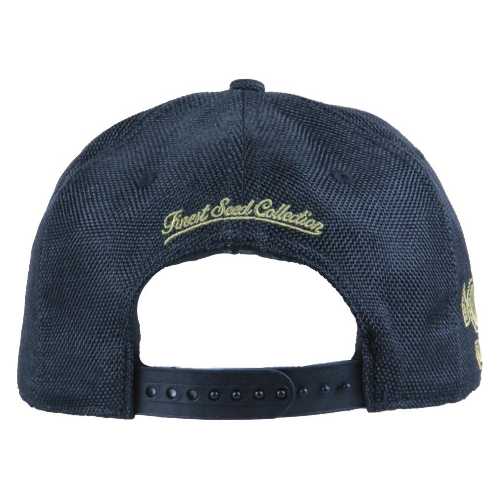 Paradise Seeds Black Gold Snapback - Grassroots California - 5