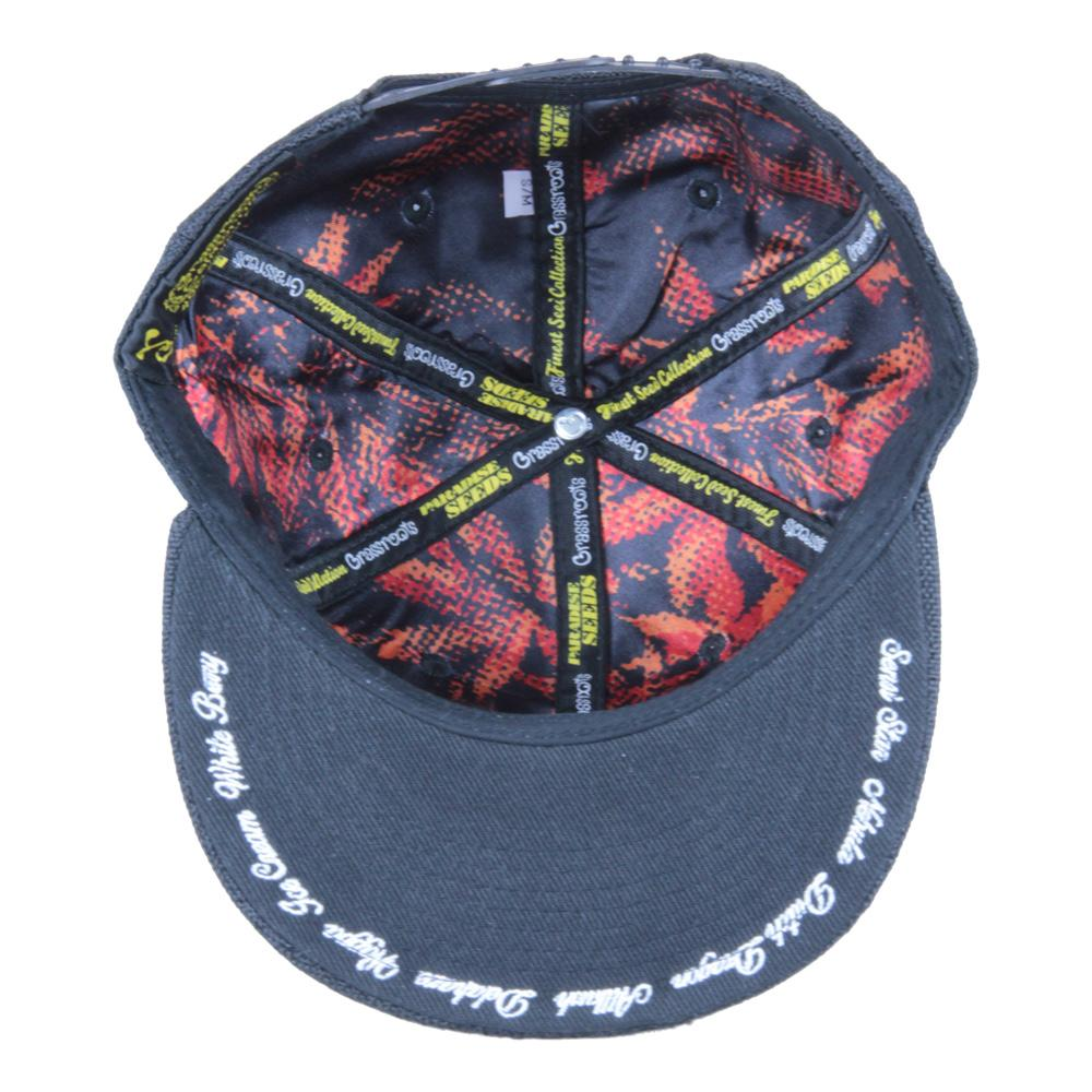 Paradise Seeds Blackout Snapback - Grassroots California - 2