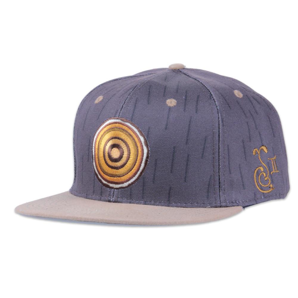 Chad G Log Snapback - Grassroots California - 1