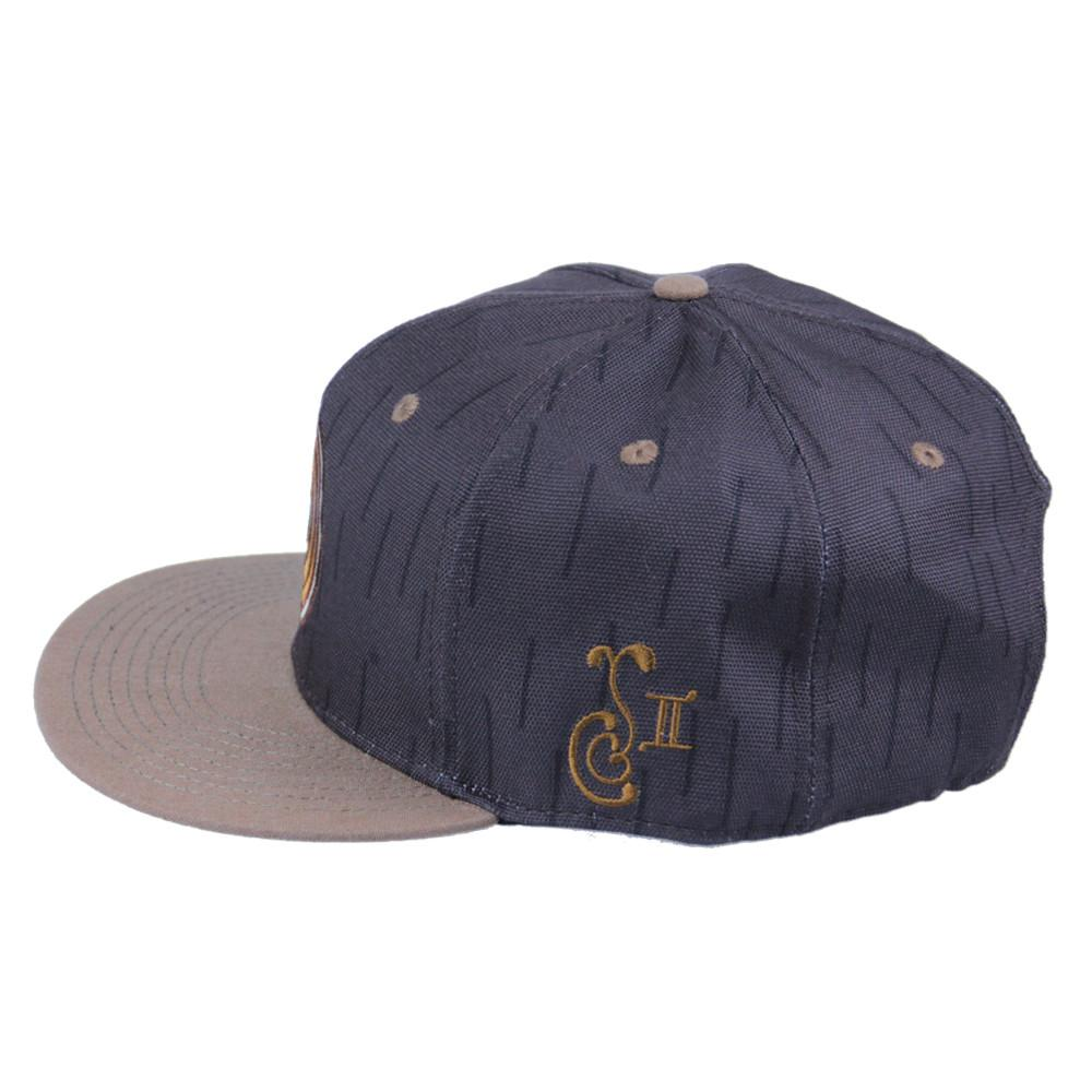 Chad G Log Snapback - Grassroots California - 5