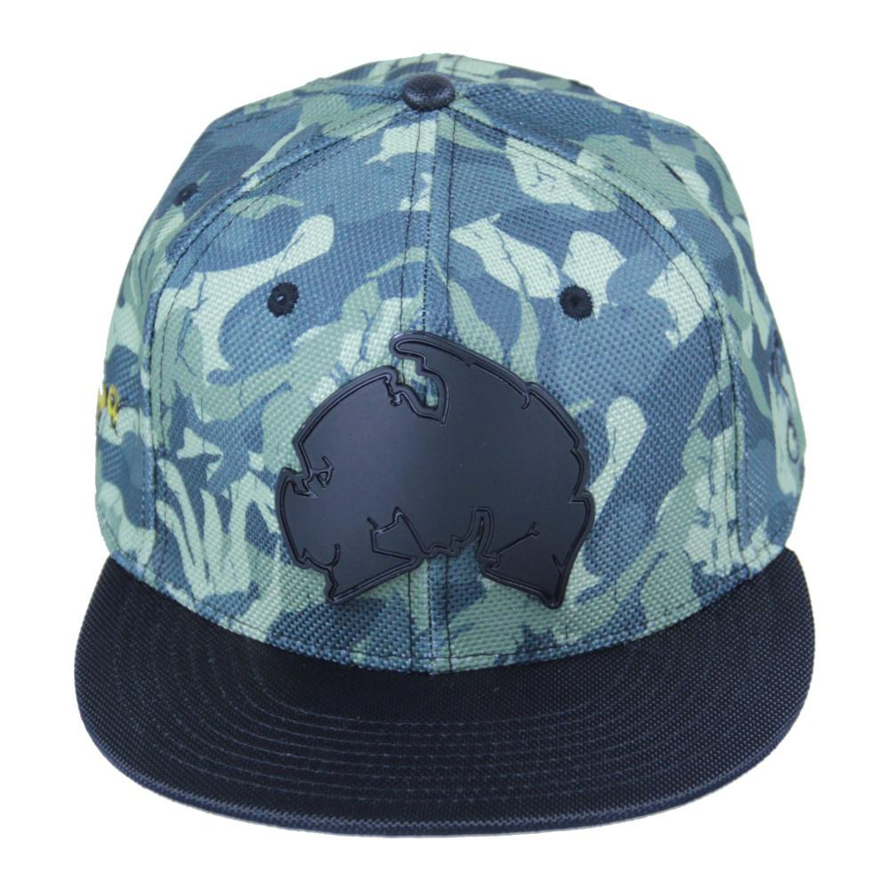 Method Man Camo Fitted - Grassroots California - 3
