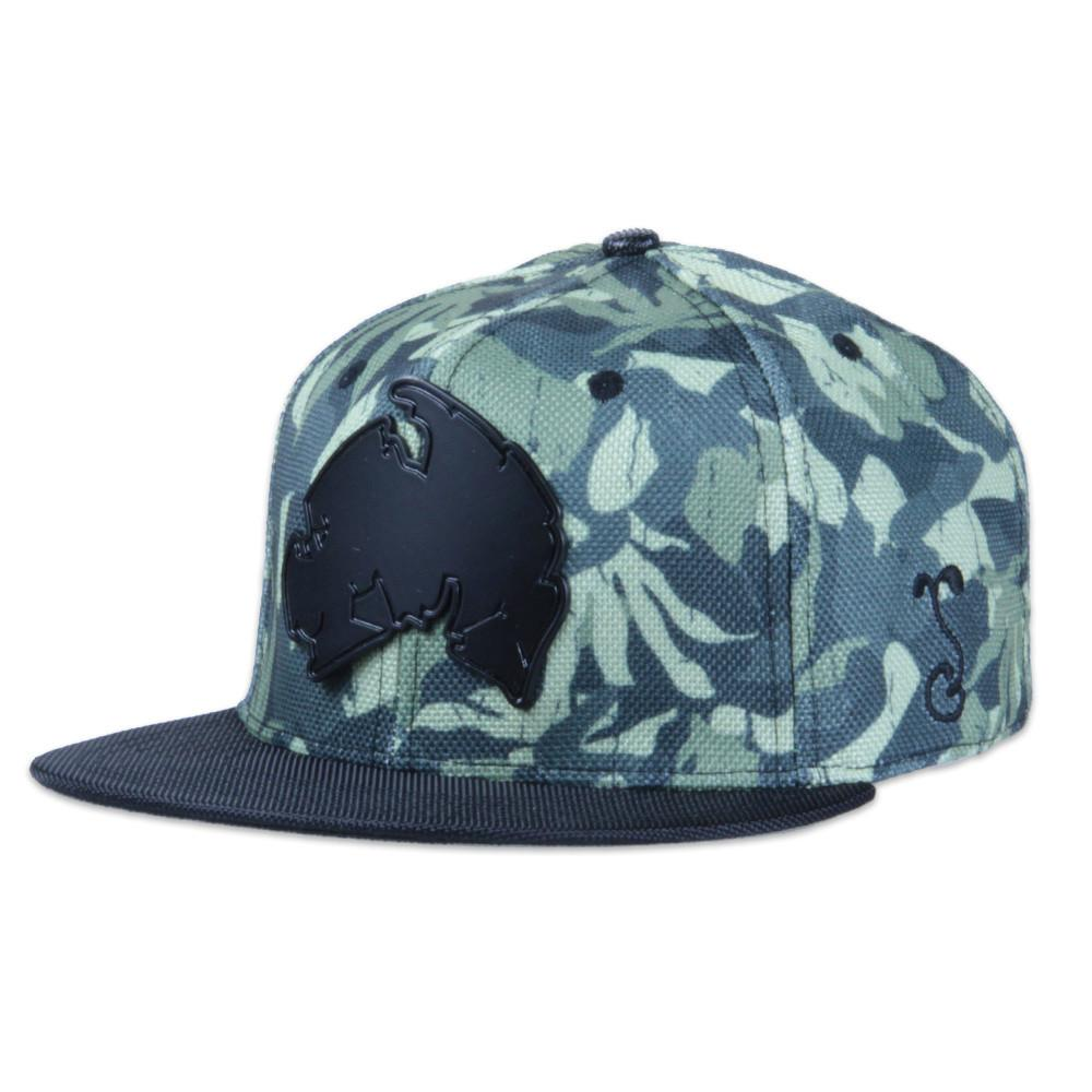 Method Man Camo Fitted