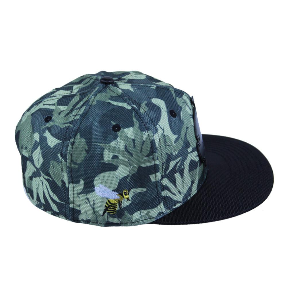 Method Man Camo Fitted - Grassroots California - 4
