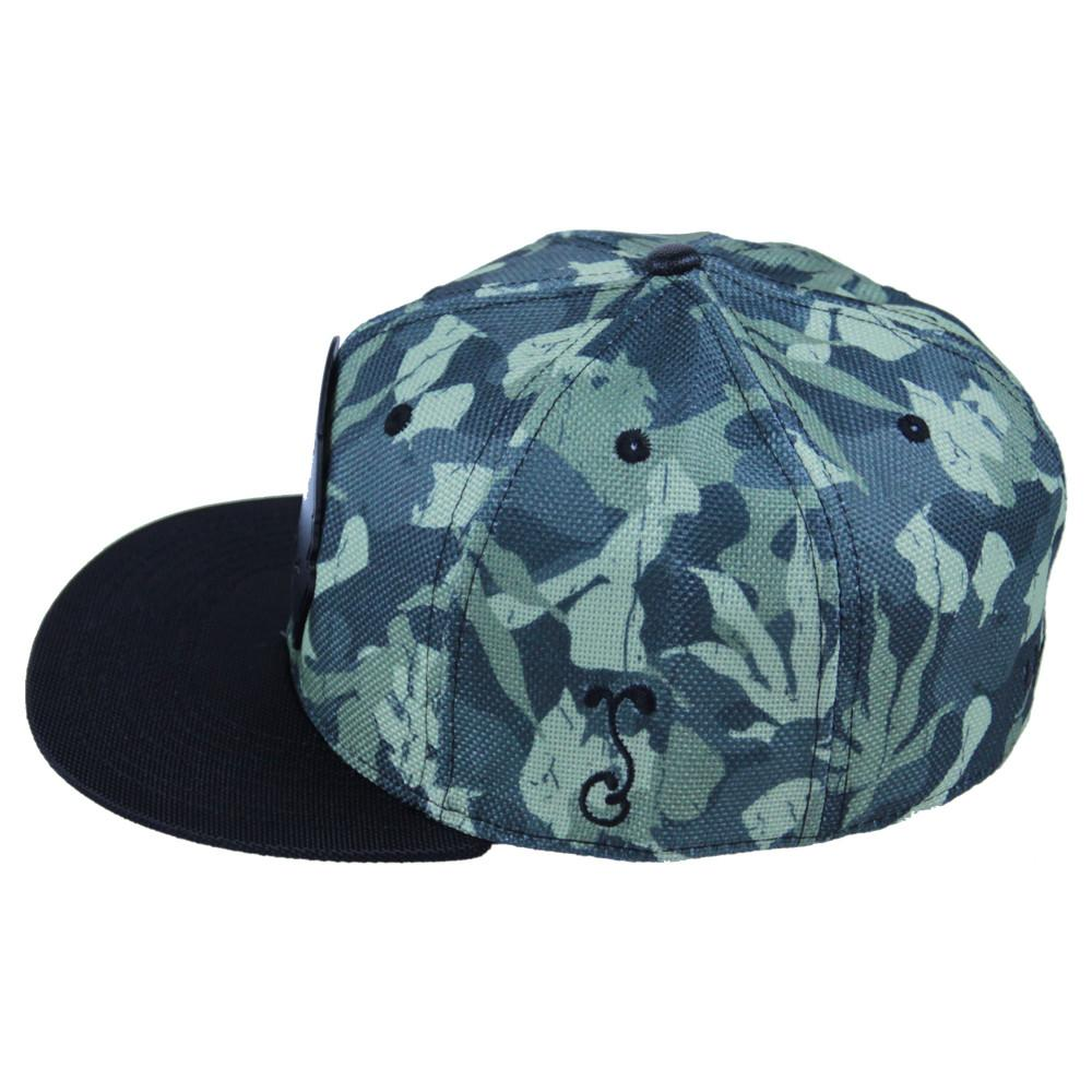 Method Man Camo Fitted - Grassroots California - 5