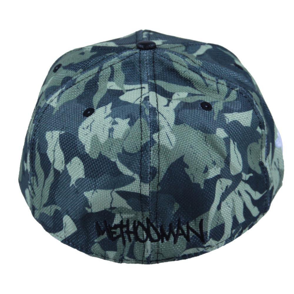 Method Man Camo Fitted - Grassroots California - 6