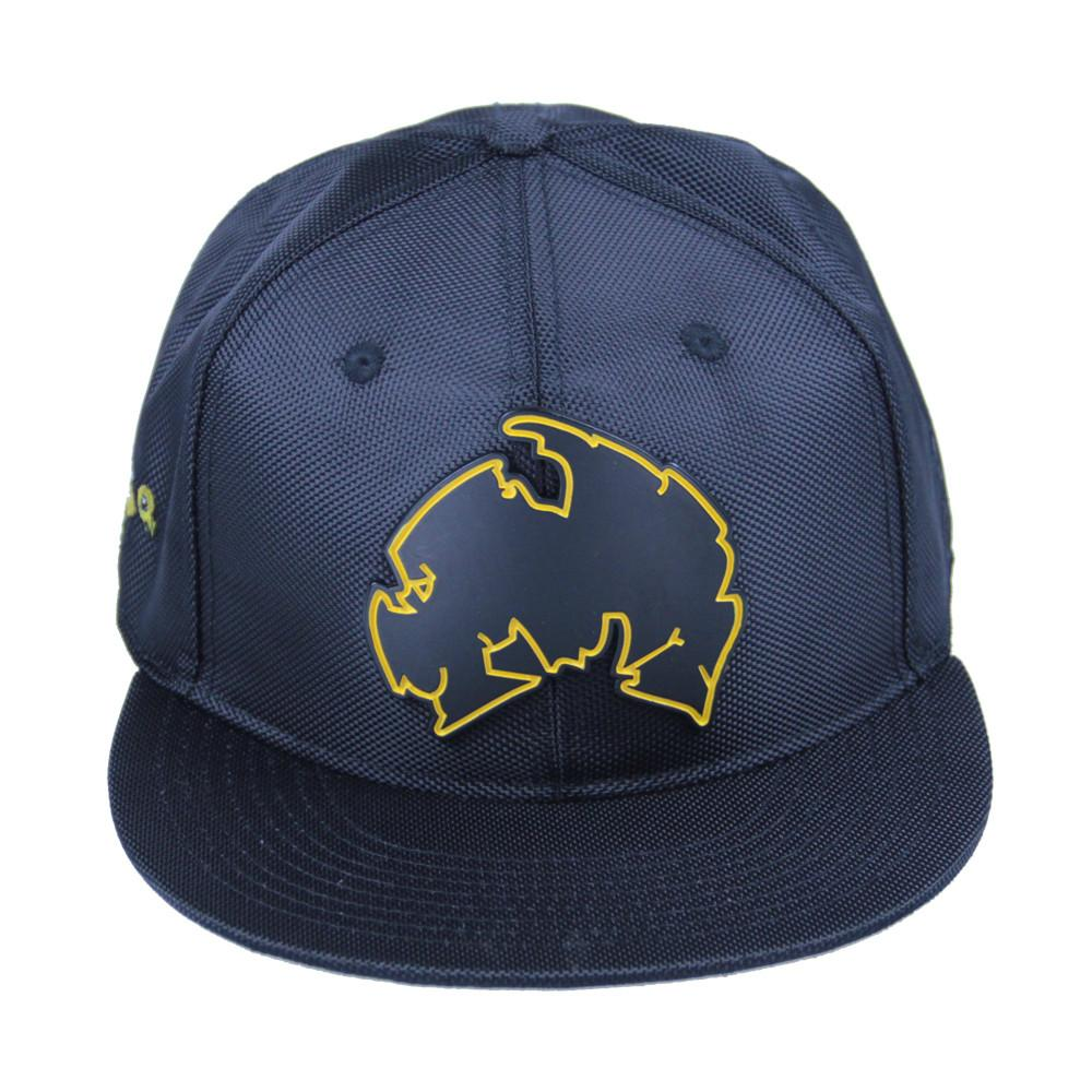 Method Man Black Ballistic Fitted - Grassroots California - 3