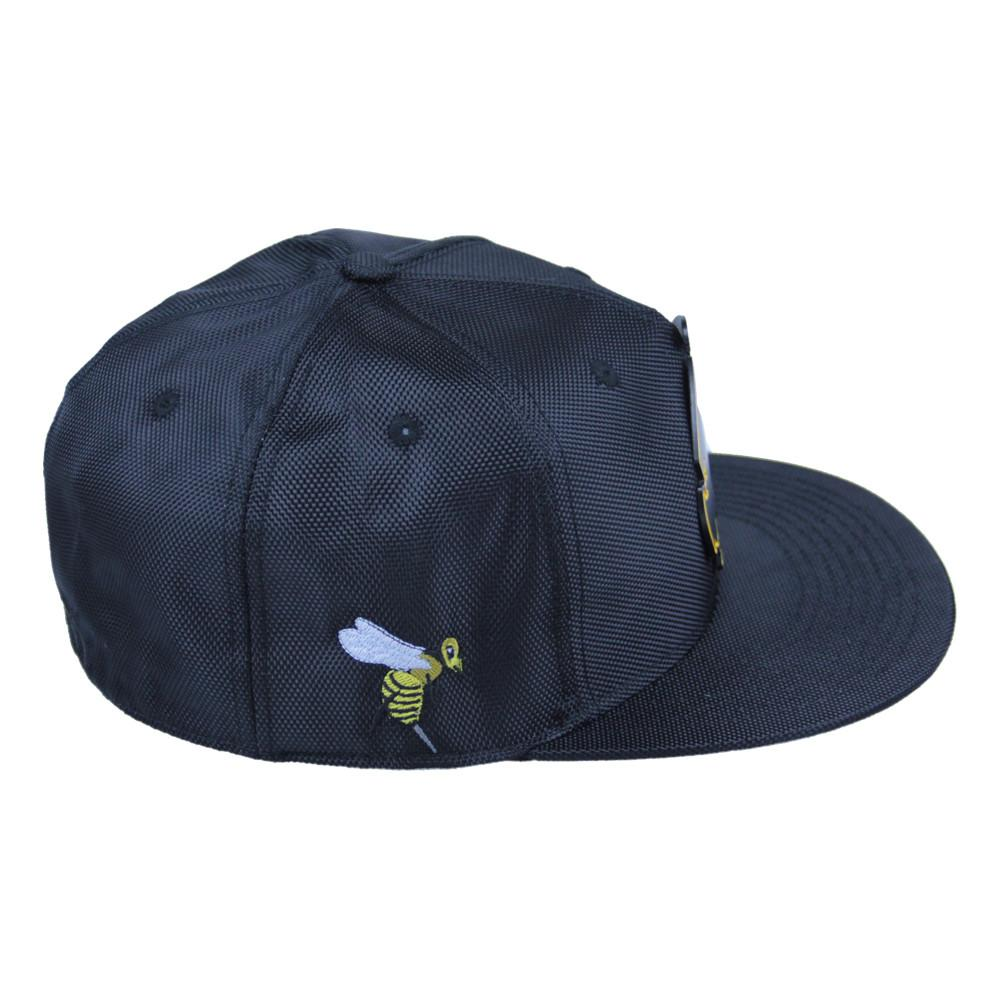 Method Man Black Ballistic Fitted - Grassroots California - 4