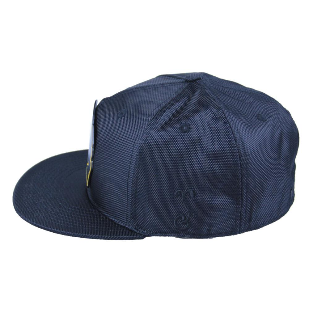 Method Man Black Ballistic Fitted - Grassroots California - 5