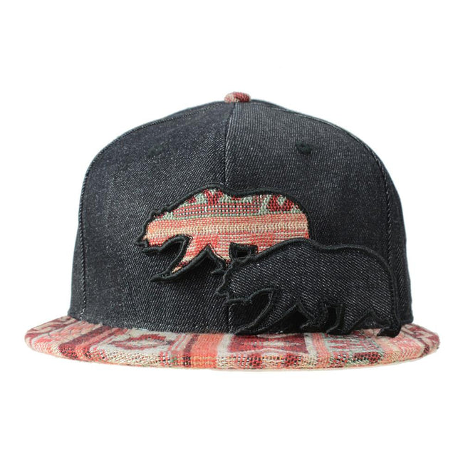 bfea85f2ee7 ... Grassroots California - 2 · Removable Bear Mayan Andes Denim Fitted