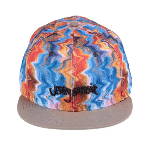 Jerry Garcia Watercolor Orange Fitted - Grassroots California - 1