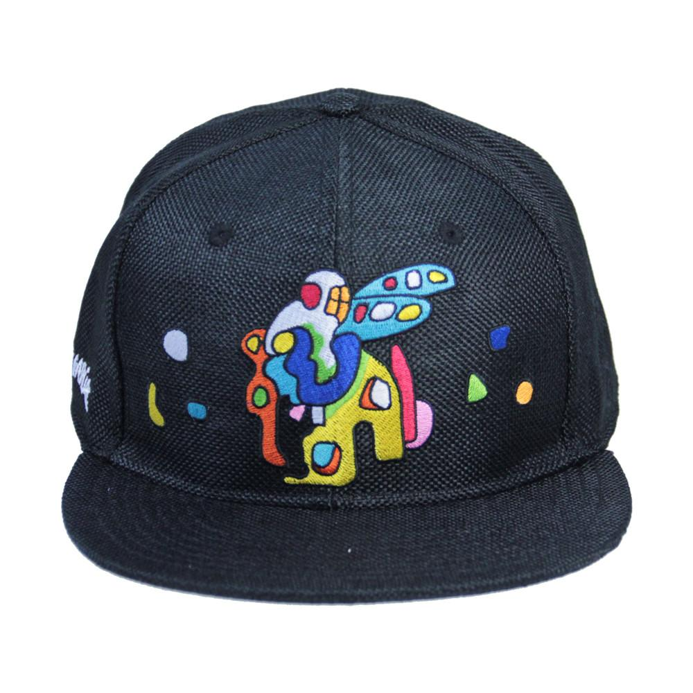 Jerry Garcia Space Container Snapback - Grassroots California - 3