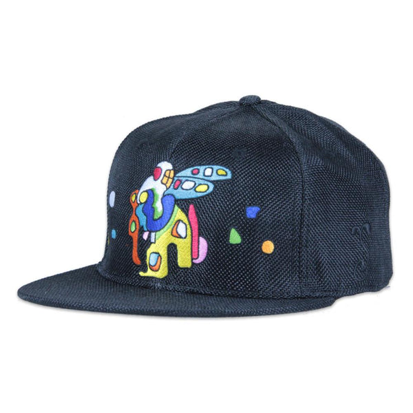 Jerry Garcia Space Container Snapback - Grassroots California - 1