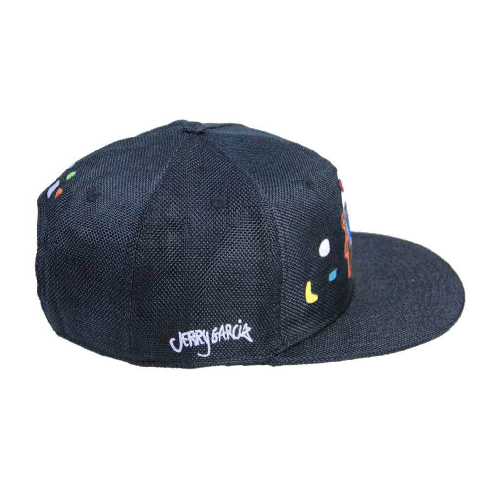 Jerry Garcia Space Container Snapback - Grassroots California - 4