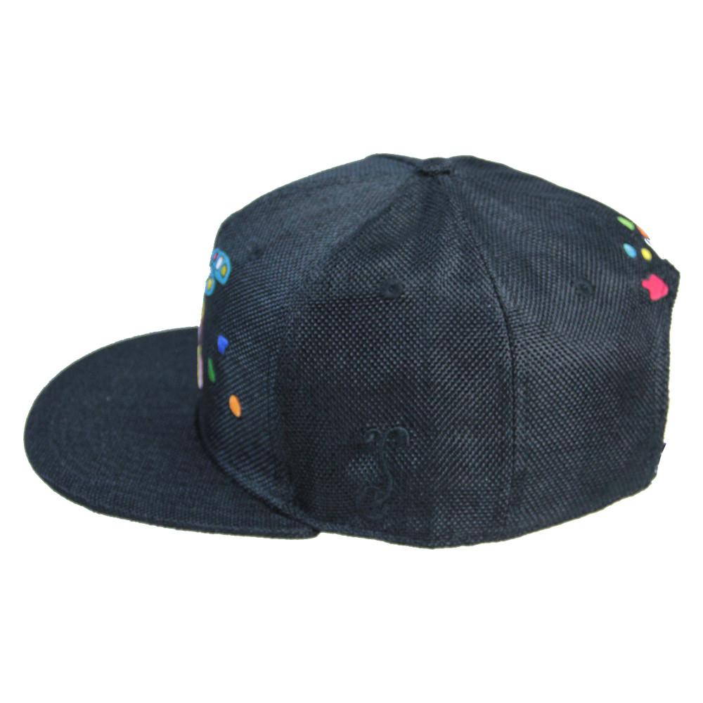 Jerry Garcia Space Container Snapback - Grassroots California - 5