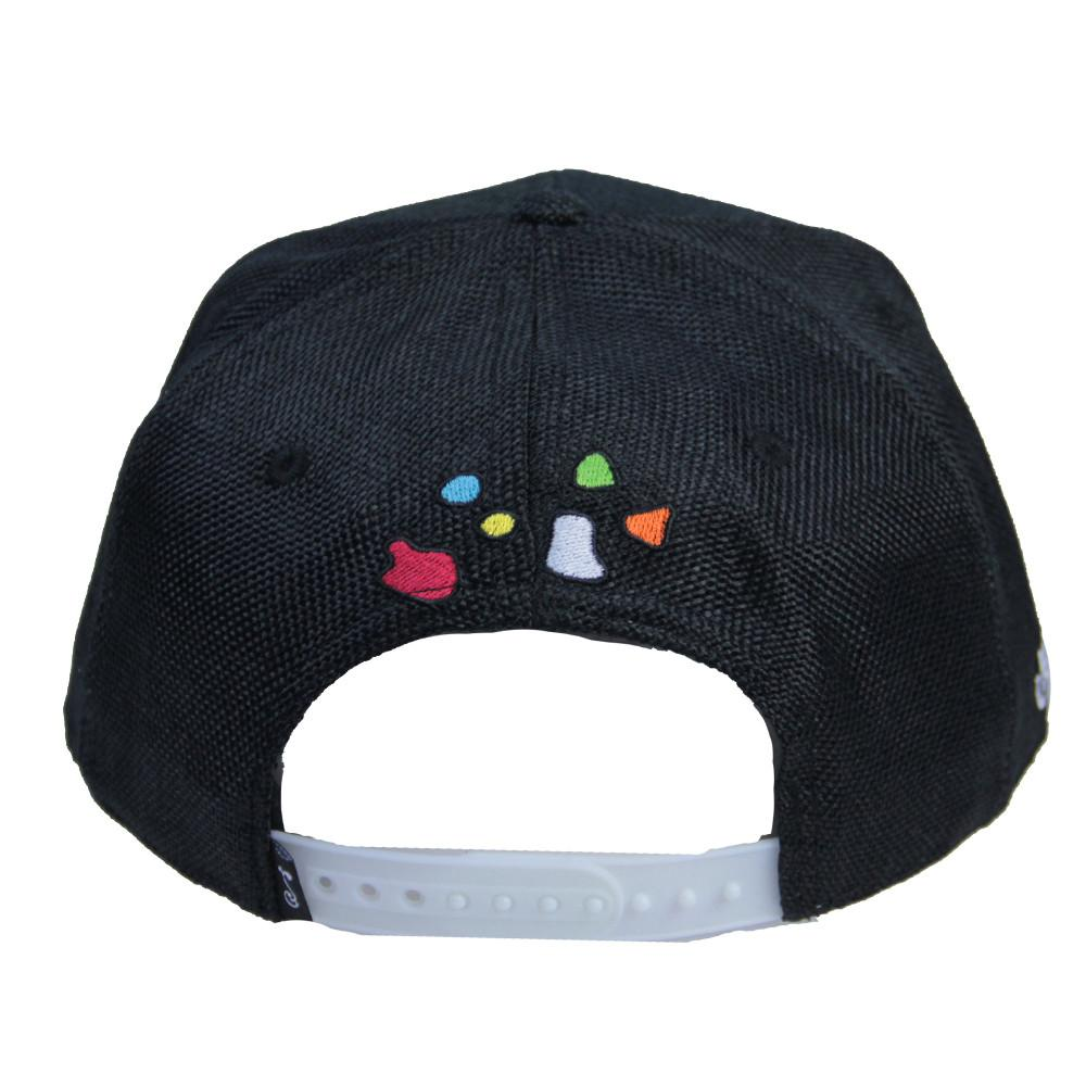 Jerry Garcia Space Container Snapback - Grassroots California - 6