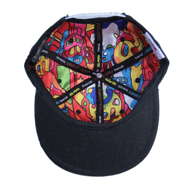 Jerry Garcia Space Container Snapback - Grassroots California - 2