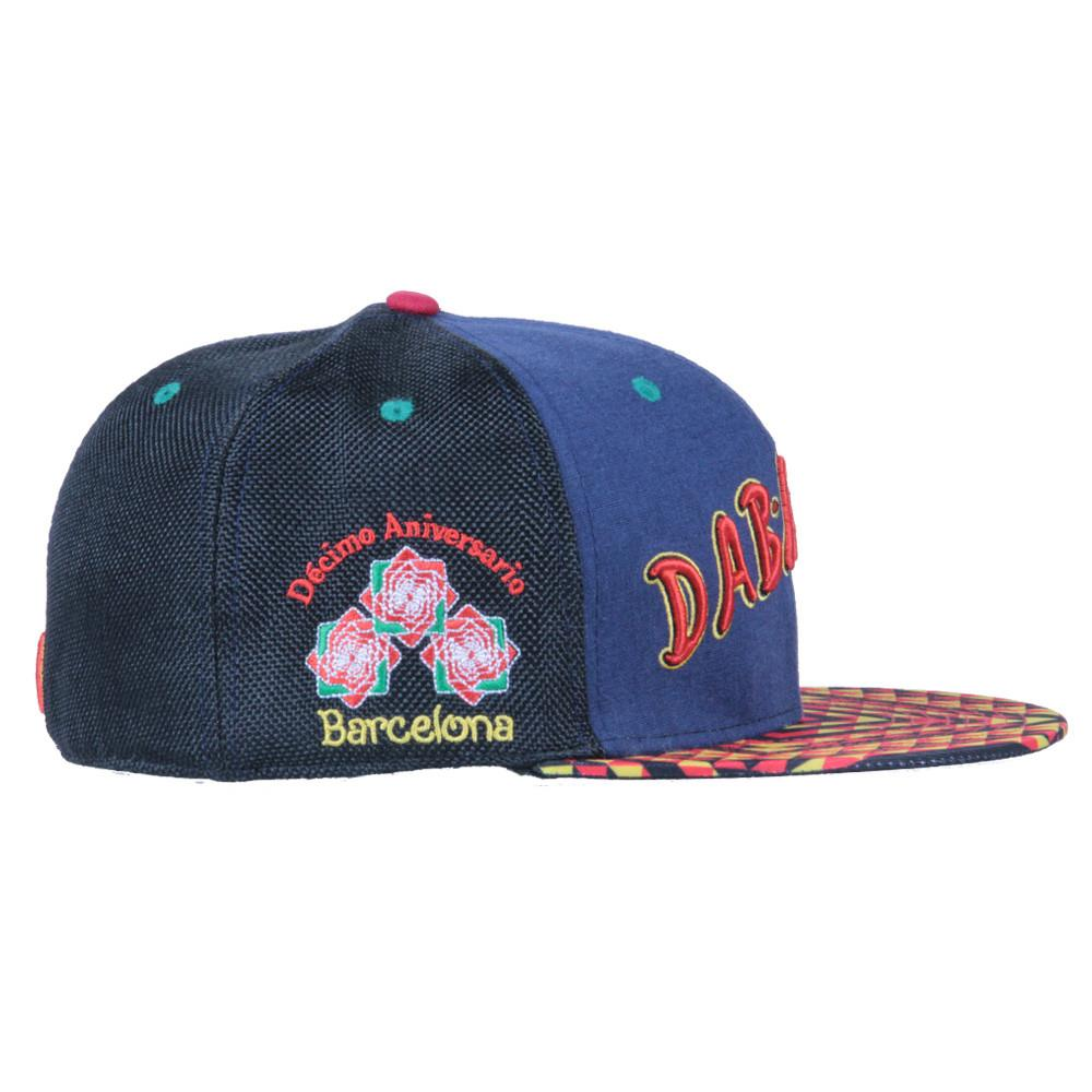 Dab-a-Doo 2016 Barcelona Aztec Fitted - Grassroots California - 4