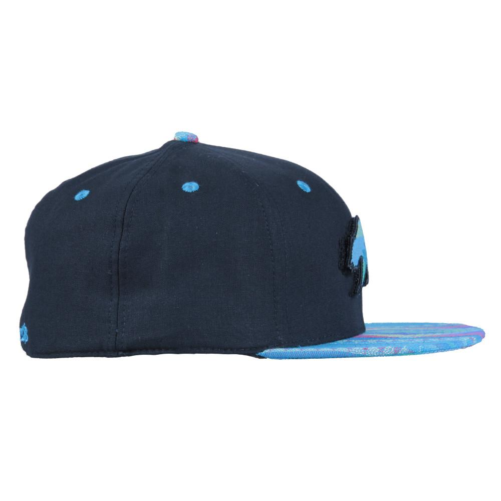 Removable Bear Aqua Andes Black Fitted - Grassroots California - 4