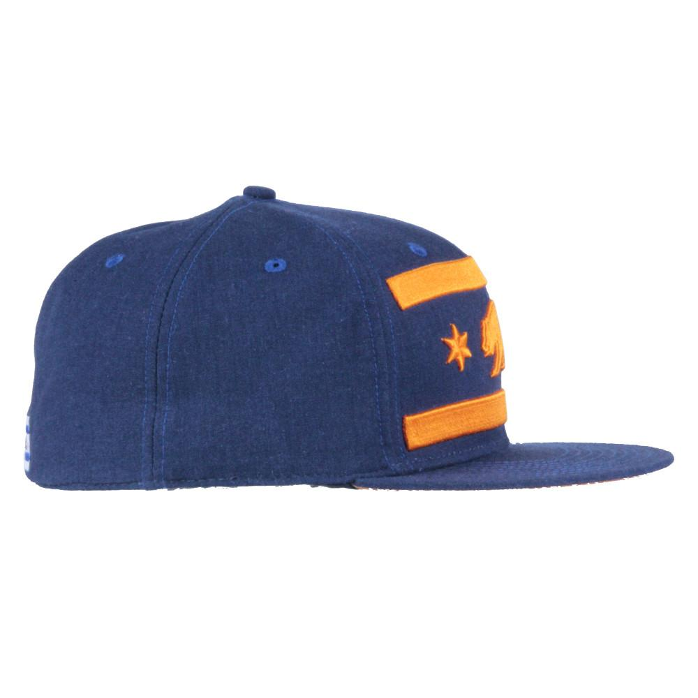Chi Bears 2016 Navy Fitted - Grassroots California - 4