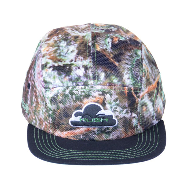 OG Kush 5 Panel Clipback - Grassroots California - 1