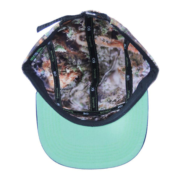 OG Kush 5 Panel Clipback - Grassroots California - 2