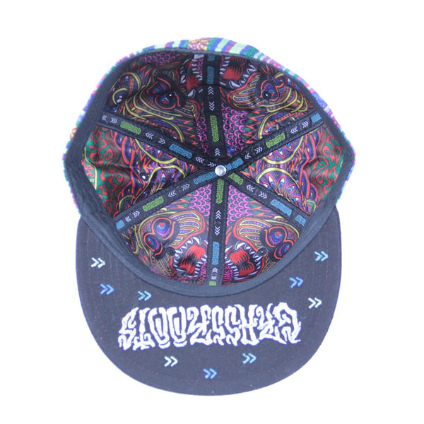 Chris Dyer Bear Blue Fitted - Grassroots California - 2