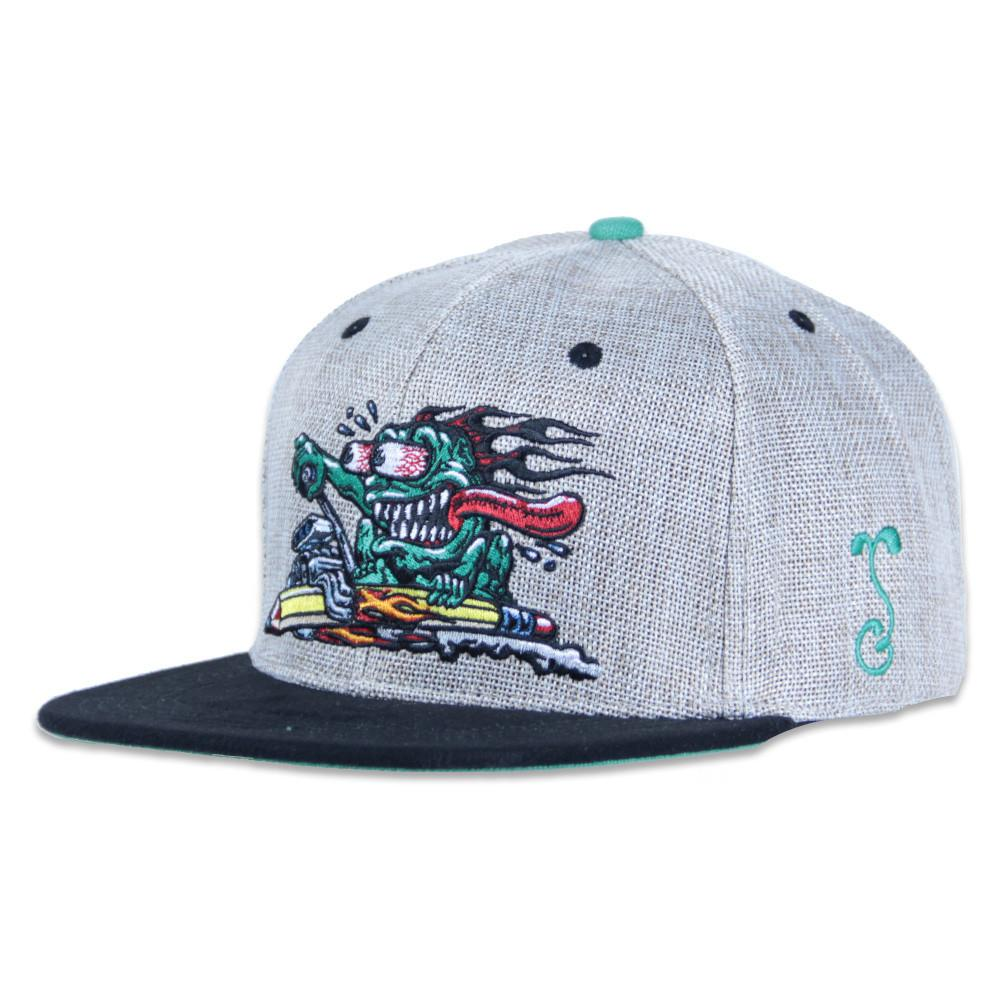 Jimbo Phillips Pencil Rider Snapback - Grassroots California - 1