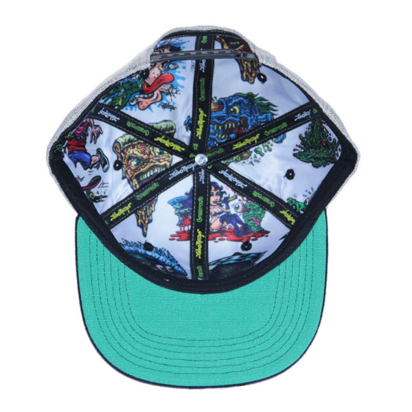 Jimbo Phillips Pencil Rider Snapback - Grassroots California - 2