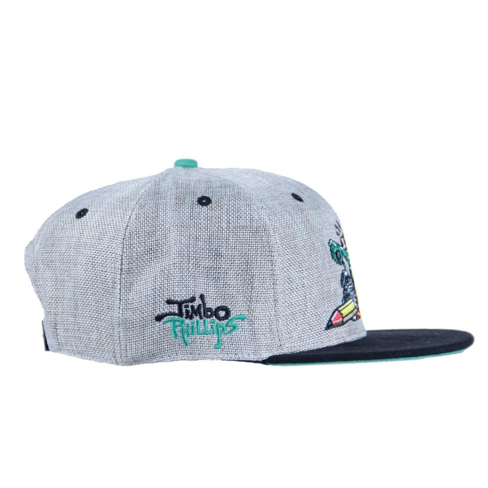 Jimbo Phillips Pencil Rider Snapback - Grassroots California - 4