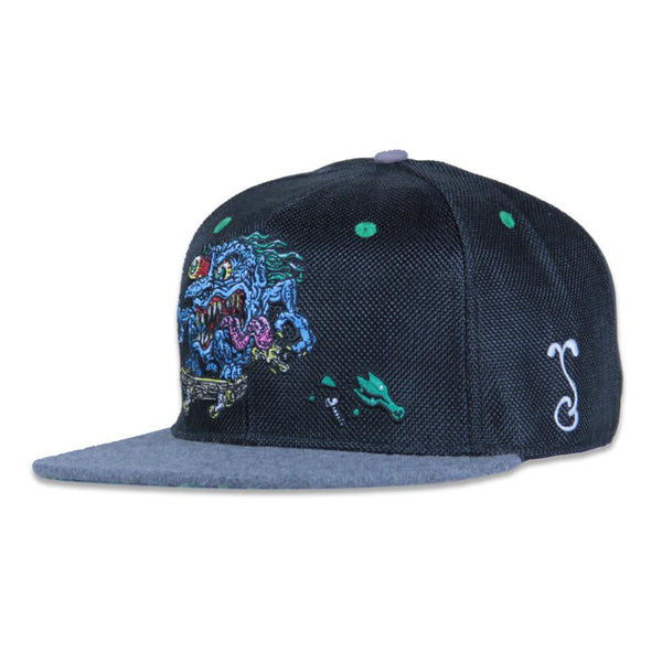 Jimbo Phillips Skater Fitted - Grassroots California - 1