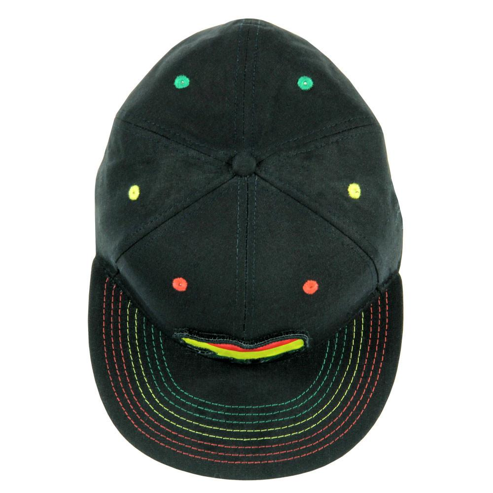 Removable Bear Rasta Fitted
