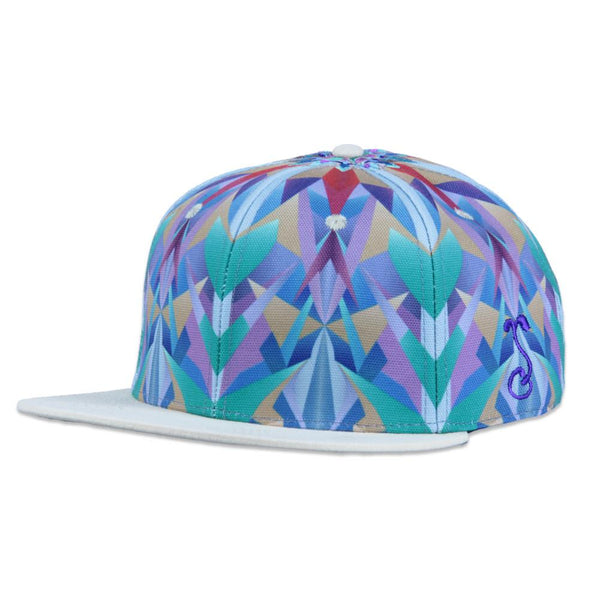 Mike Fro Multicolor Pattern Fitted - Grassroots California - 1