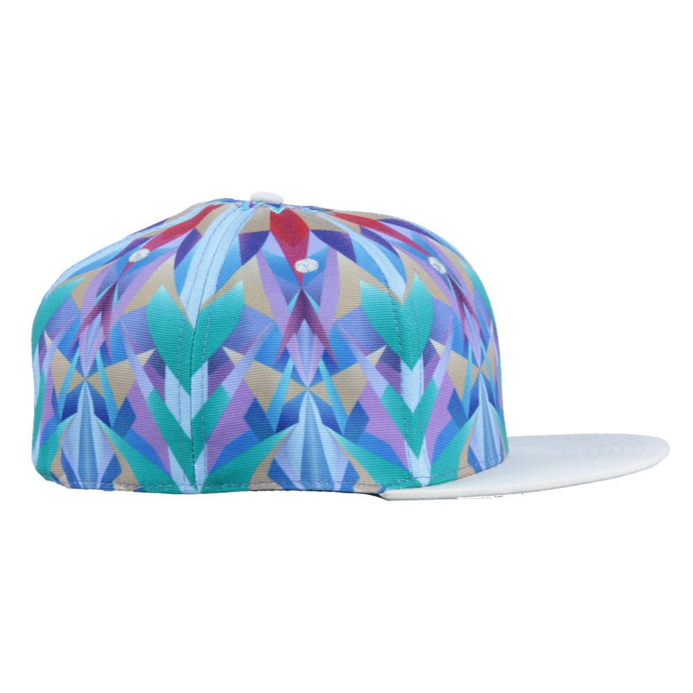 Mike Fro Multicolor Pattern Fitted - Grassroots California - 4