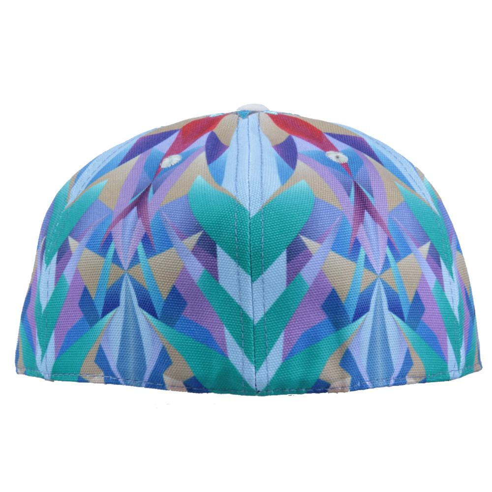 Mike Fro Multicolor Pattern Fitted - Grassroots California - 5