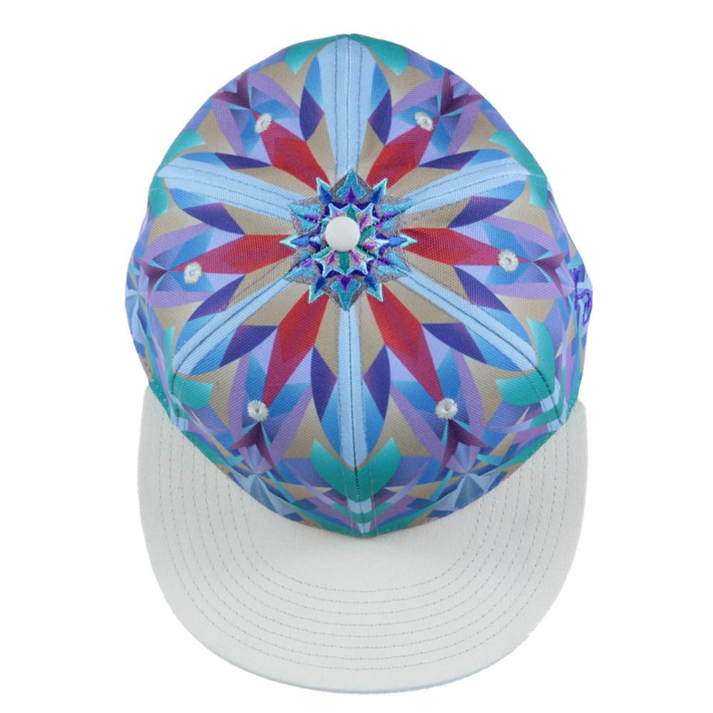 Mike Fro Multicolor Pattern Fitted - Grassroots California - 6